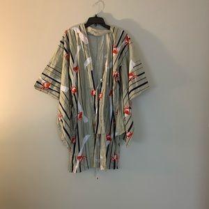 Japanese Cotton Kimono 👘